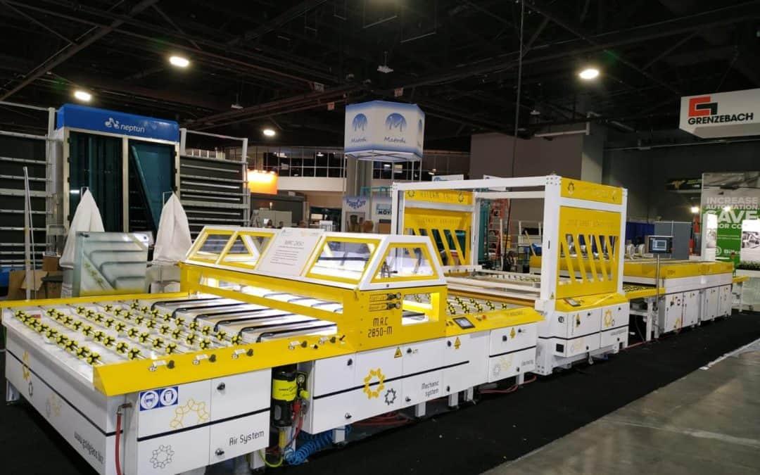 GoldGlass Paintline: Machine Spotlight