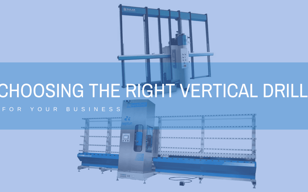 Choosing the Right Vertical Drill for Your Business
